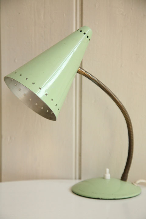 1950s Green Maclamp