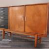 1950s Walnut Sideboard (1)