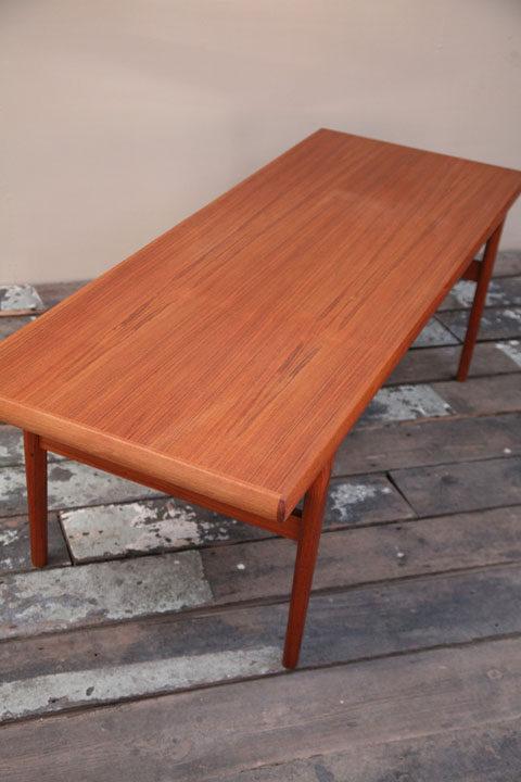 1960s Teak Danish Coffee Table (3)