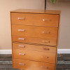 1960s oak Chest of Drawers by Stag UK (1)