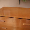 1960s oak Chest of Drawers by Stag UK (3)