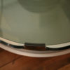 1970s Round Space Age Glass Coffee Table (3)