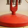 1970s Vintage Orange Anglepoise Desk Lamp (3)