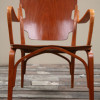 Carl Axel Acking Bentwood Chair (2)
