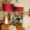 Danish Teak Scissor Wall Light (3)