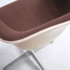 Eames Herman Miller DAT 1 Chair Brown (3)