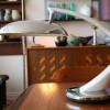 Fase Desk Lamp Chrome (2)