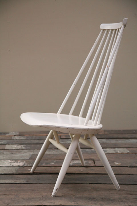 Ilmari Tapiovaara Mademoiselle Chair