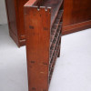 Industrial Post Office Bookcase (1)