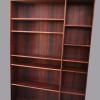 Large Danish Rosewood Bookcase (1)