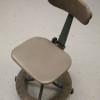Leabank Industrial Swivel Chair (2)