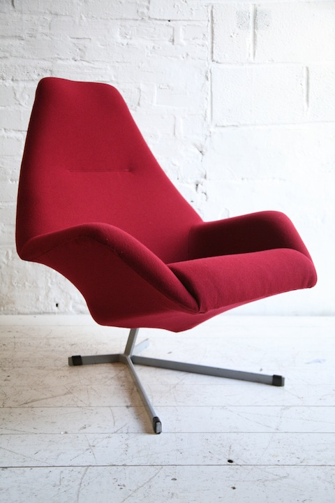 Peter Hoyte Chair Red