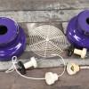 Purple Bumling Ceiling Lights (3)