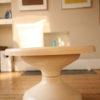 Rochetto coffee table by Achille and Piergiacomo Castiglioni 1967 (2)