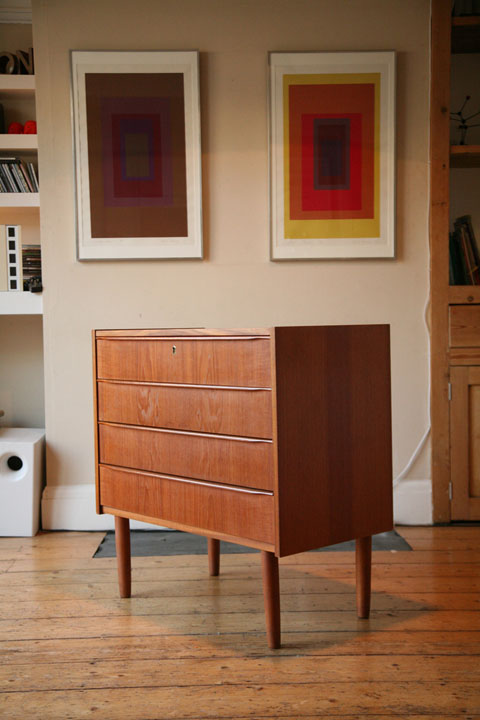 Teak 1960s Chest of Drawers 01 (1)