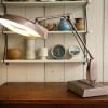 Vintage Illuminated Bench Magnifier (2)