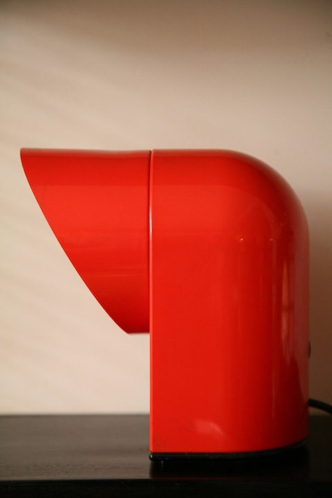 1960s 'Oliver' Table Wall Lamp by Paolo Piva