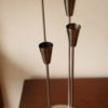 Danish Stainless Steel Candle Holder1
