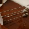 Danish Stainless Steel Candle Holder3