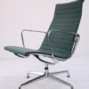 Eames Alu Green Armchair Vitra