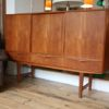 Large Danish Teak Sideboard1