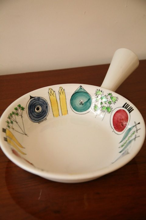 Marianne Westman Picknick Bowl for Rorstrand Sweden