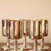 Silver Goblets by Royal Irish Silver Company