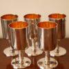 Silver Goblets by Royal Irish Silver Company1