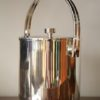 Silver Plated Ice Bucket by Lino Sabattini Argentina