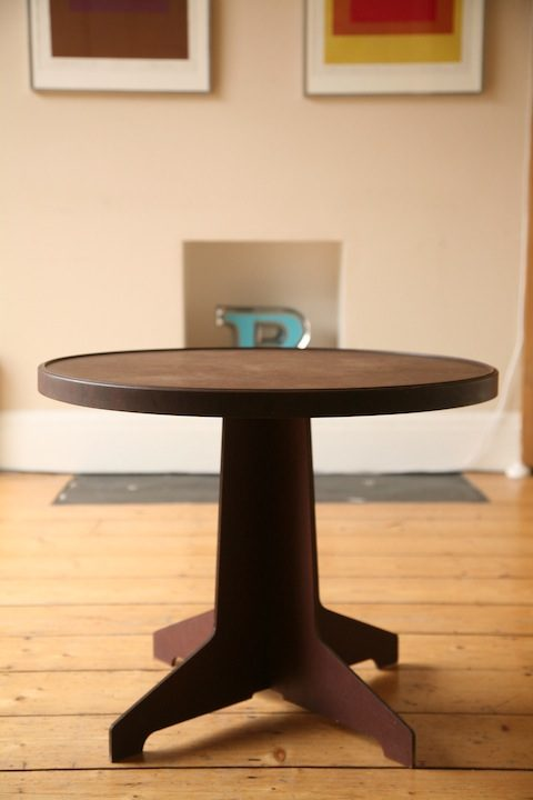 1940s Solid Bakelite Table