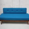 1950s Blue Day Bed (2)