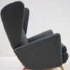 1950s Lounge Chair by Howard Keith5
