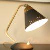 50s Small Desk Lamp Black (1)