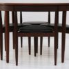 Dining Table and 4 Chairs by Hans Olsen for Frem Rojle Denmark2