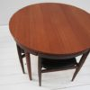 Dining Table and 4 Chairs by Hans Olsen for Frem Rojle Denmark3