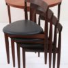 Dining Table and 4 Chairs by Hans Olsen for Frem Rojle Denmark4