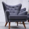 G Plan Modernist Pair Arm Chairs (1)