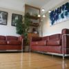 LC2 3 Seater CASSINA