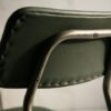 1950s Green Leather Industrial Side Chair3