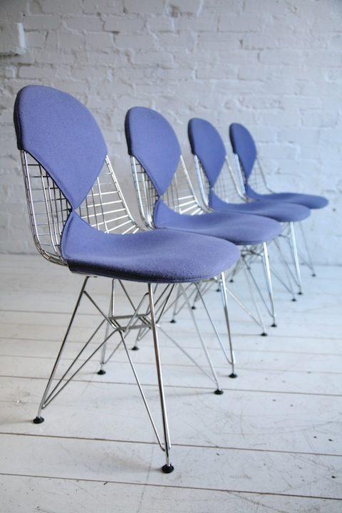 4 Vitra Bikini Chairs 1