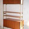 Teak 1960s Cabinet Room Divider by Remploy UK 1