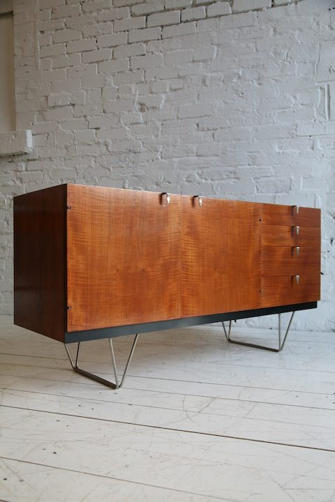 Teak Sideboard by John and Sylvia Reid for Stag1