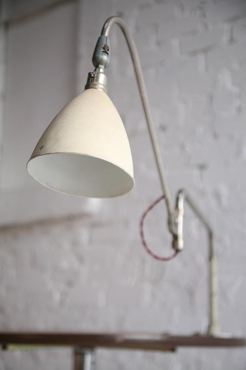 1930s Bestlite Desk Lamp