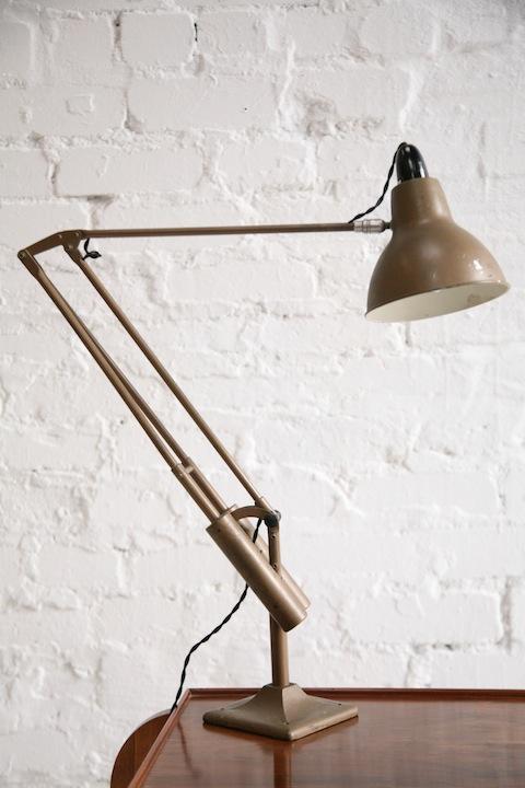 1950s Counter Balance Desk lamp