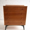 1950s Walnut Chest of Drawers 2
