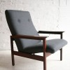1960s Lounge Chair by Guy Rogers
