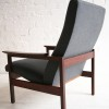 1960s Lounge Chair by Guy Rogers 1
