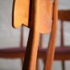 1960s Walnut Dining Chairs 2