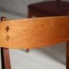 1960s Walnut Dining Chairs 3