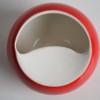 1970s Red Ceramic Ashtray2